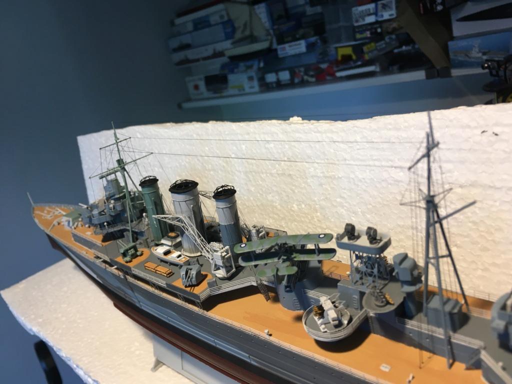 Croiseur lourd HMS Kent - 1/350 - Trumpeter - Eric78 - Page 3 2774cc10