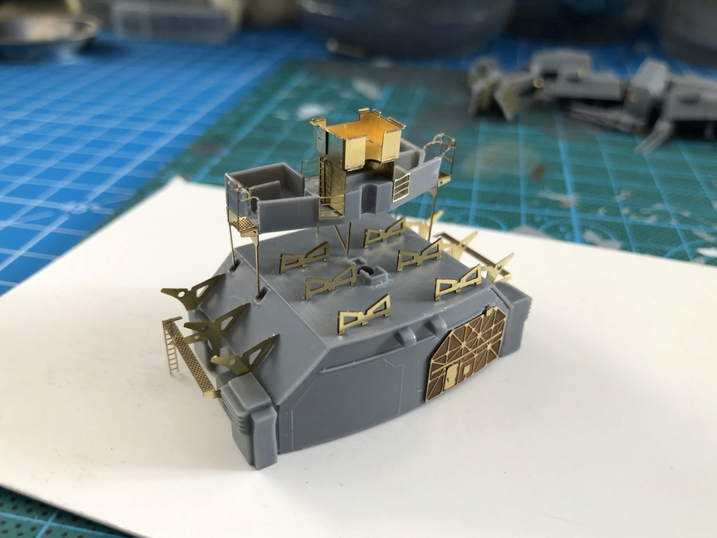 Tirpitz 1/350 Tamiya + eduard - Eric78 286dd410
