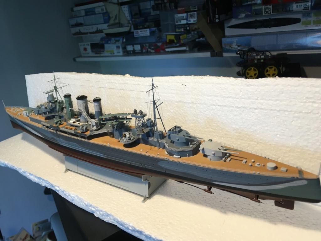Croiseur lourd HMS Kent - 1/350 - Trumpeter - Eric78 - Page 3 28994d10