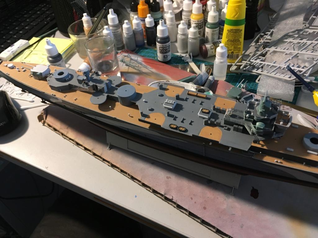 Croiseur lourd HMS Kent - 1/350 - Trumpeter - Eric78 - Page 2 28a72810