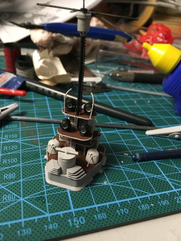 Croiseur de bataille SMS Seydlitz 1/350 Hobby Boss  - Page 2 2c995310
