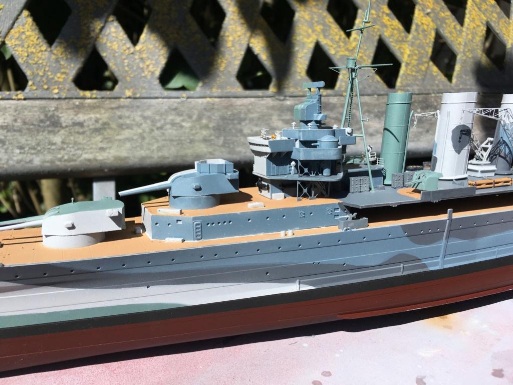 Croiseur lourd HMS Kent - 1/350 - Trumpeter - Eric78 - Page 2 2ec02a10
