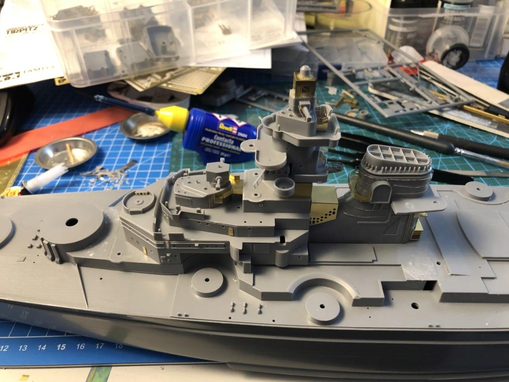 Tirpitz 1/350 Tamiya + eduard - Eric78 - Page 2 31599e10