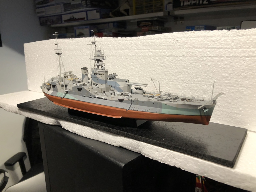 HMS Abercrombie Monitor - 1/350 Trumpeter - Eric78 - Page 3 32a0f610