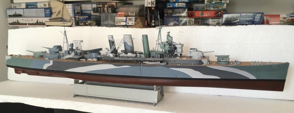 Croiseur lourd HMS Kent - 1/350 - Trumpeter - Eric78 - Page 2 3897ec10