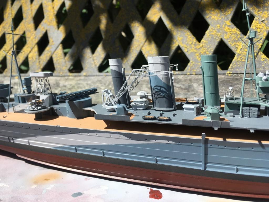 Croiseur lourd HMS Kent - 1/350 - Trumpeter - Eric78 - Page 2 39699e10