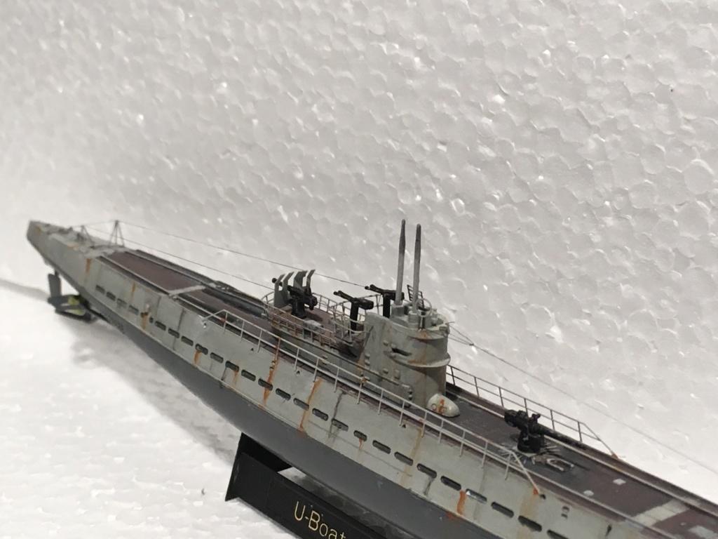 U-Boat Type IX - Hobbyboss 1/350 - Page 2 3b040910
