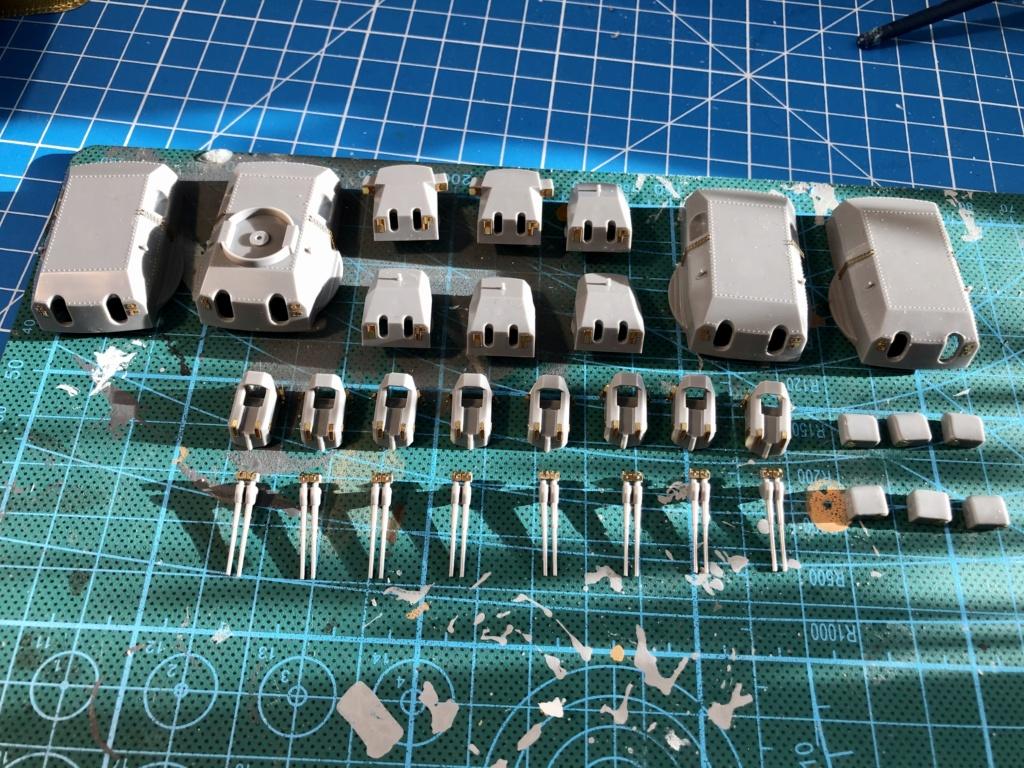Tirpitz 1/350 Tamiya + eduard - Eric78 3d6b7b10