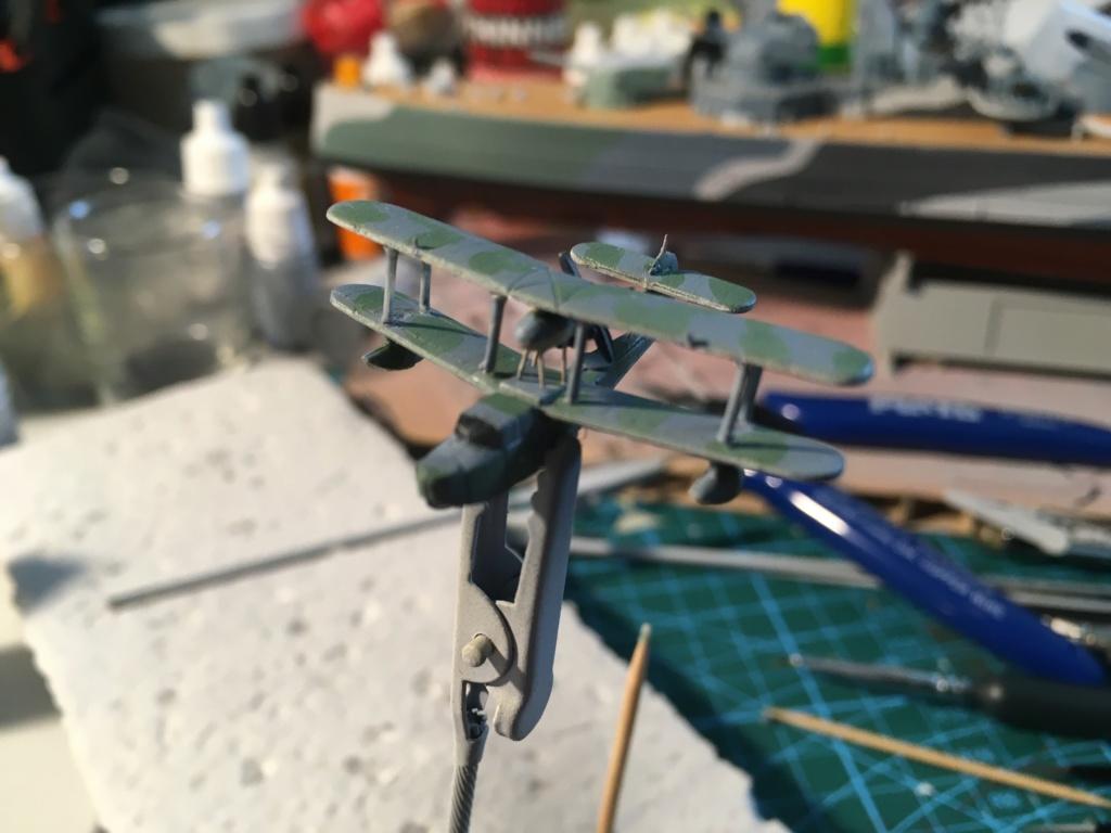 Croiseur lourd HMS Kent - 1/350 - Trumpeter - Eric78 - Page 3 3e141d10