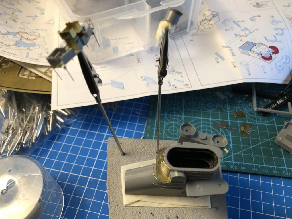 Tirpitz 1/350 Tamiya + eduard - Eric78 - Page 2 40f63c10