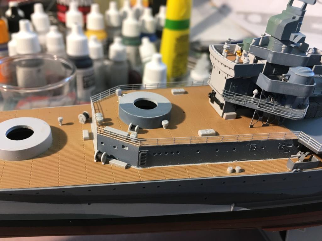 Croiseur lourd HMS Kent - 1/350 - Trumpeter - Eric78 - Page 2 436b7610