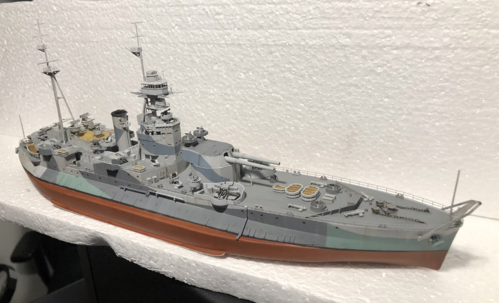 HMS Abercrombie Monitor - 1/350 Trumpeter - Eric78 - Page 2 448ea810
