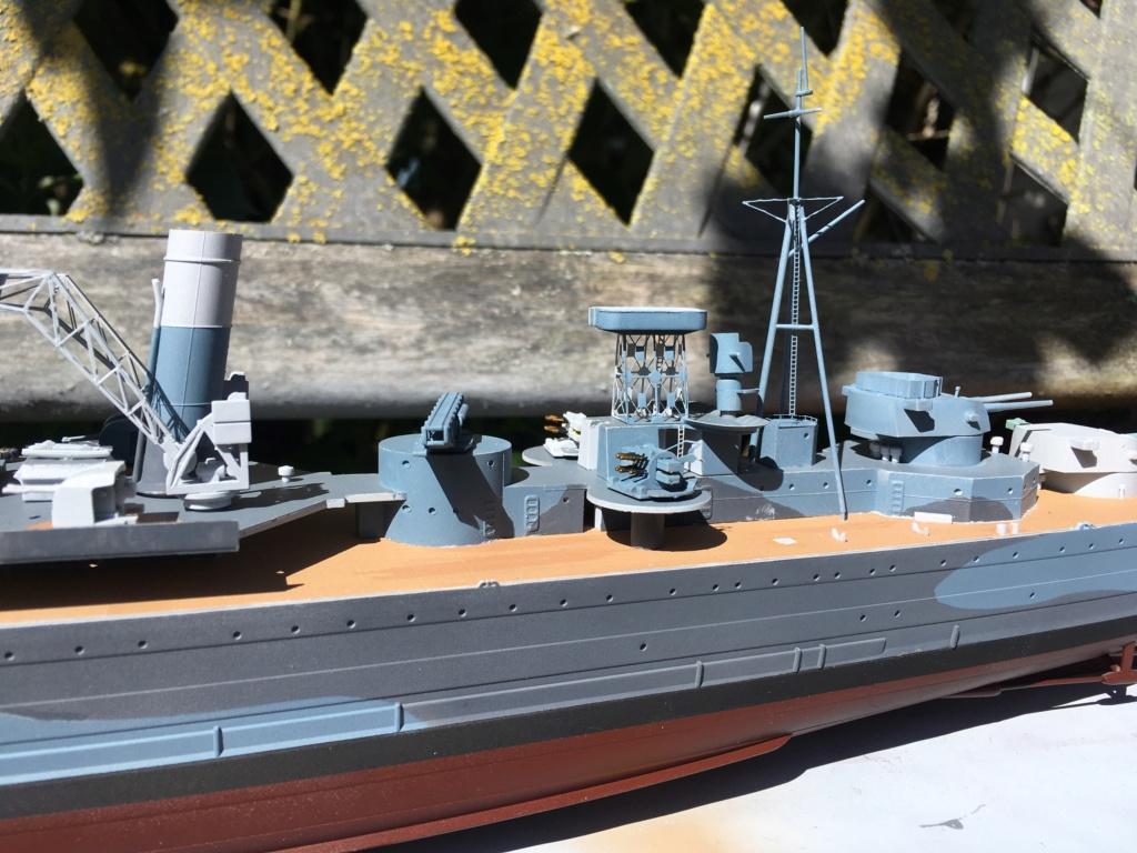 Croiseur lourd HMS Kent - 1/350 - Trumpeter - Eric78 - Page 2 44a89310