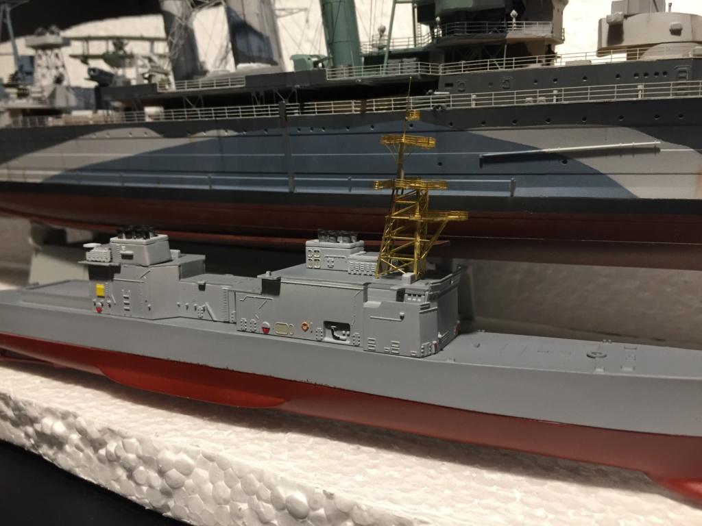 Destroyer USS Spruance DD963 - 1/700 Dragon  44e53010