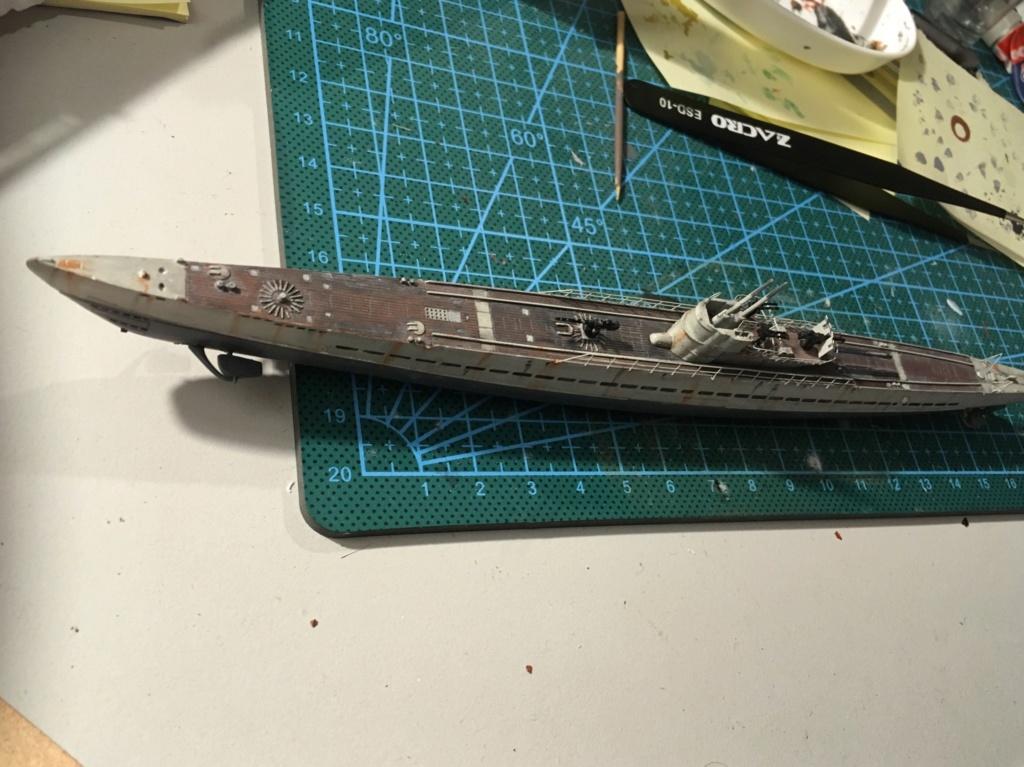 U-Boat Type IX - Hobbyboss 1/350 487f6510