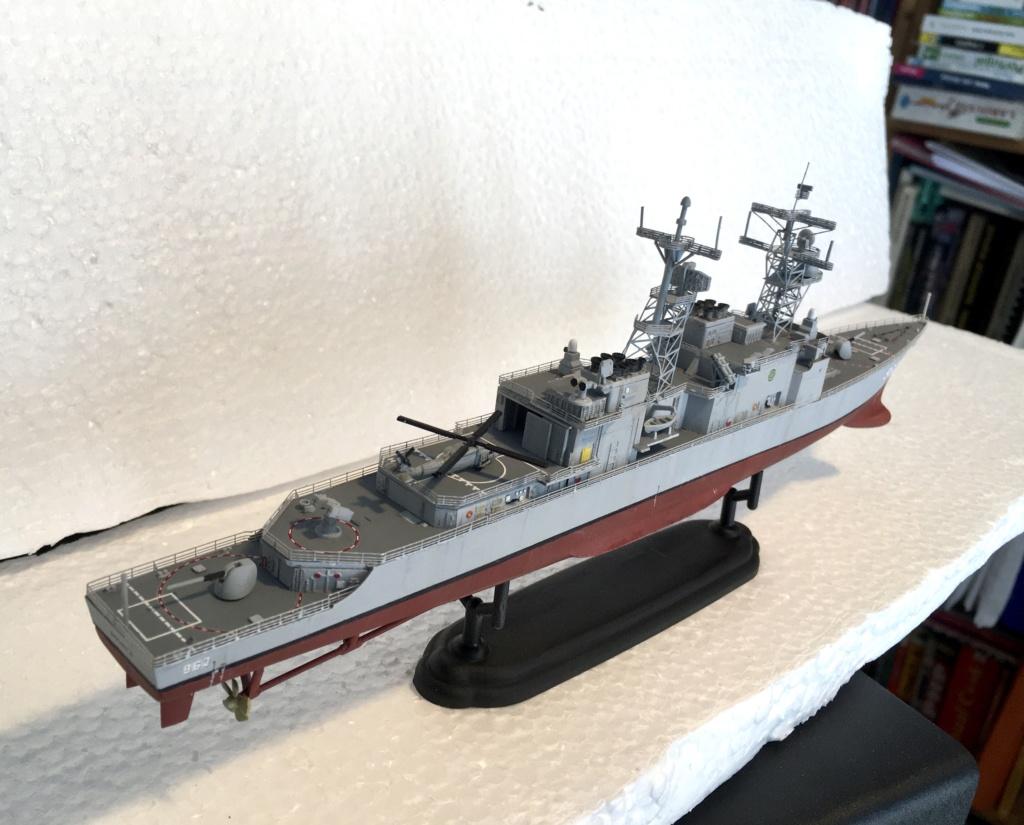 Destroyer USS Spruance DD963 - 1/700 Dragon  48be6c10