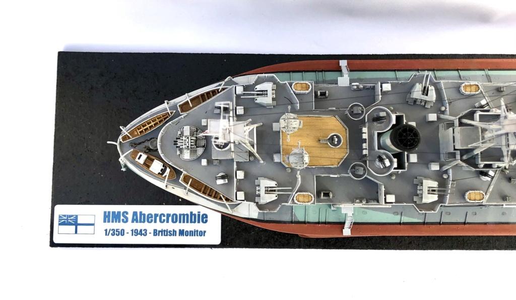 HMS Abercrombie - 1/350 -Trumpeter. Eric78 4a137310