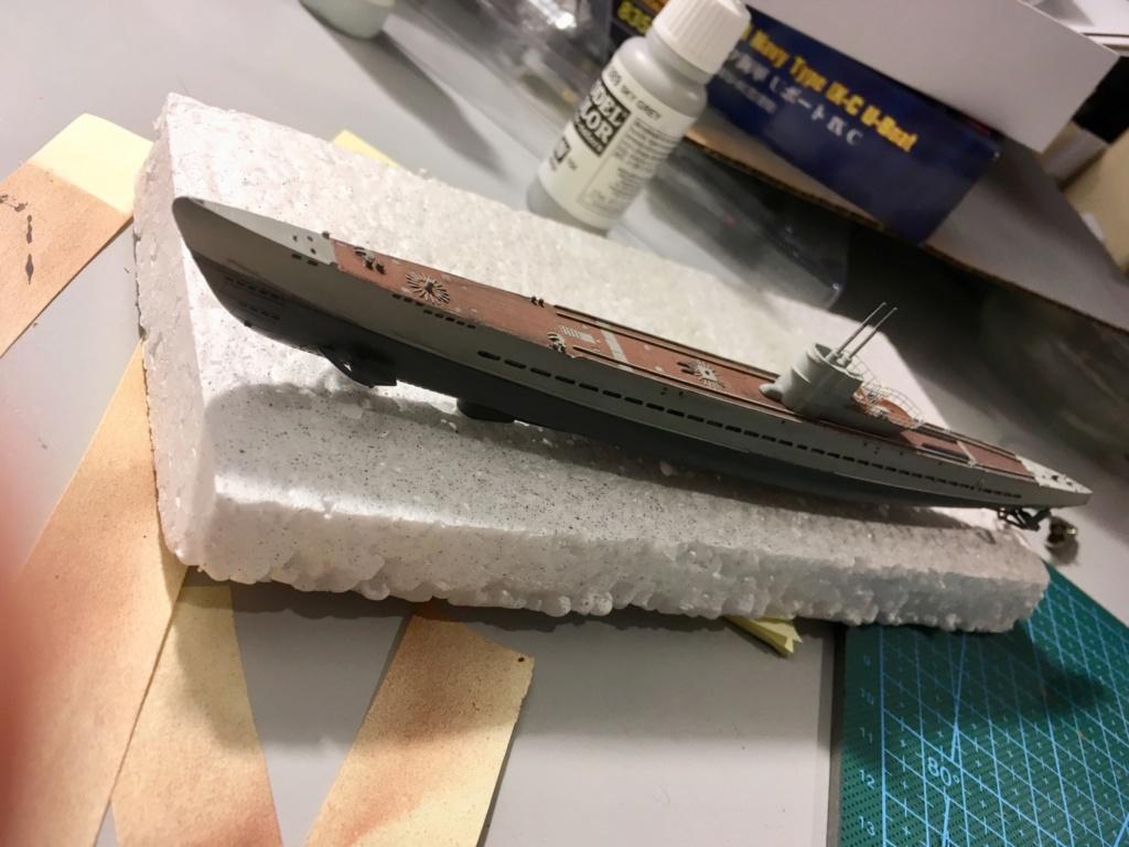 U-Boat Type IX - Hobbyboss 1/350 4a158b10