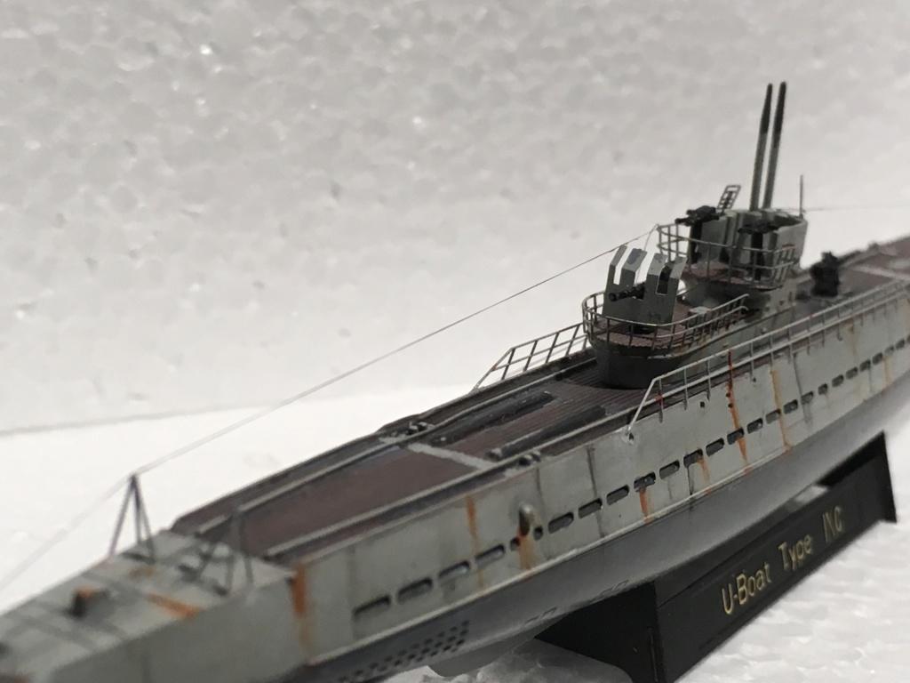 U-Boat Type IX - Hobbyboss 1/350 - Page 2 4d79ee10