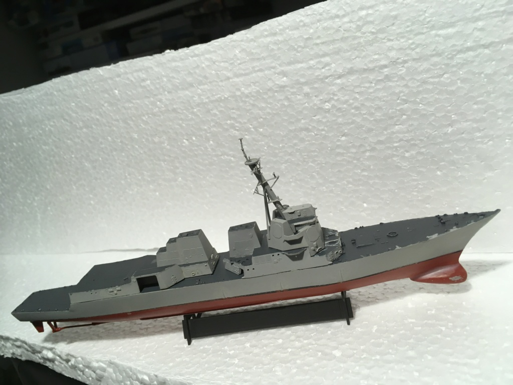 Destroyer USS Momsen DDG-92 -Hobbyboss 1/700 4ead5e10