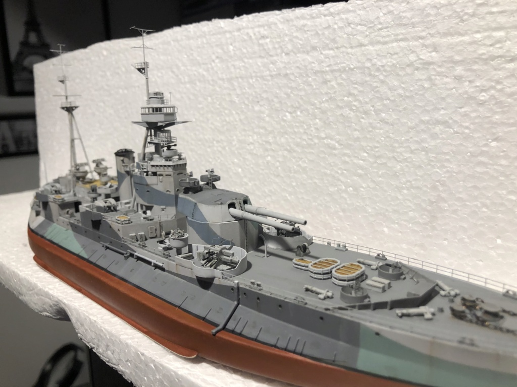 HMS Abercrombie Monitor - 1/350 Trumpeter - Eric78 - Page 2 50d9a110