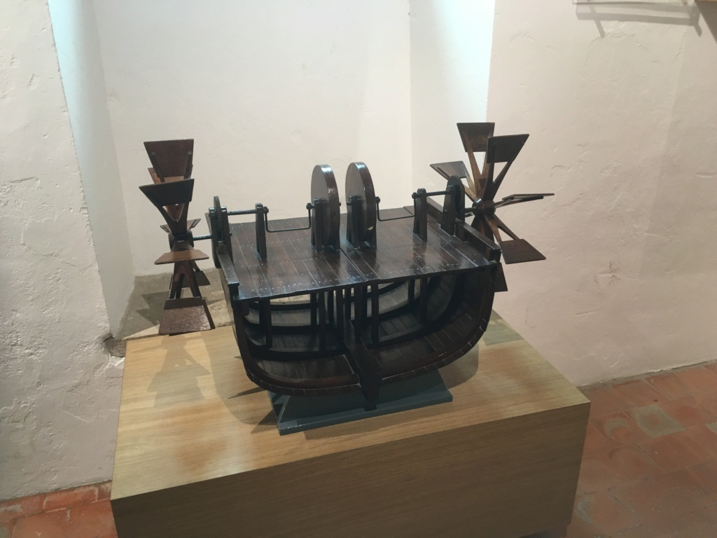 Les machines de Léonard de Vinci 51189810