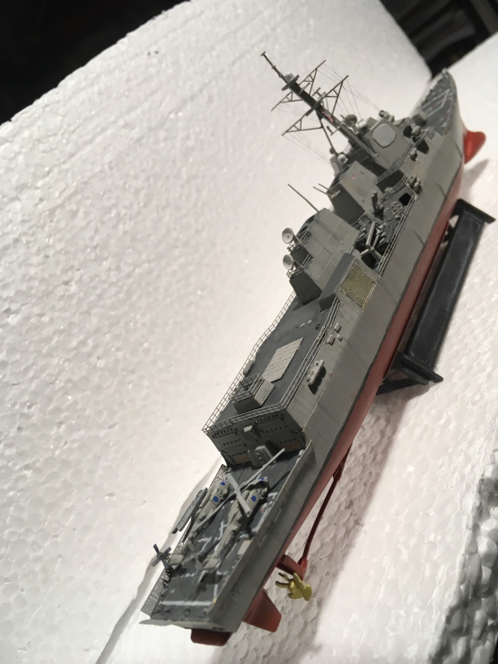 Destroyer USS Momsen DDG-92 -Hobbyboss 1/700 - Page 2 53a2a310