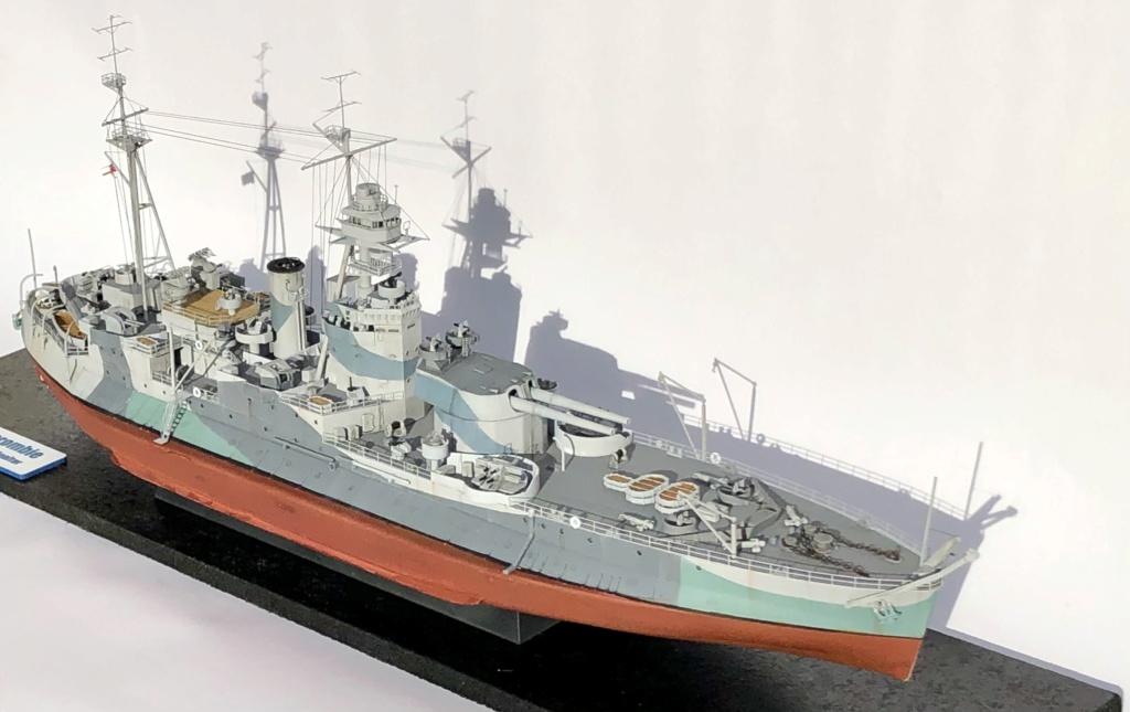 HMS Abercrombie - 1/350 -Trumpeter. Eric78 55086f10