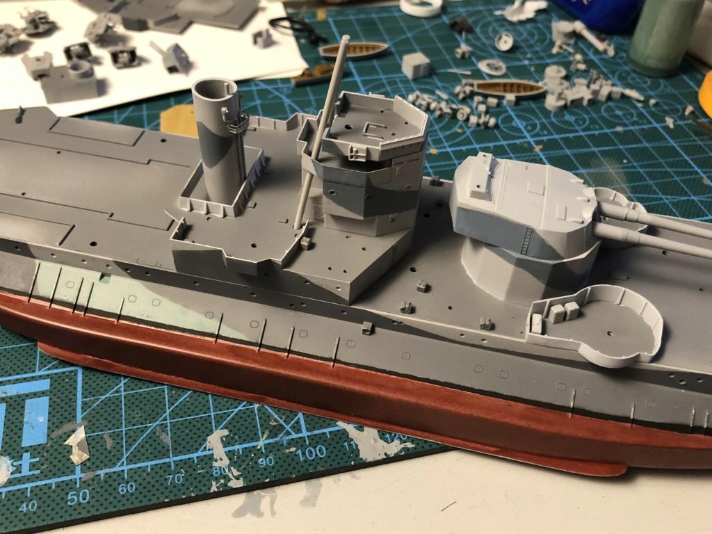HMS Abercrombie Monitor - 1/350 Trumpeter - Eric78 581eba10