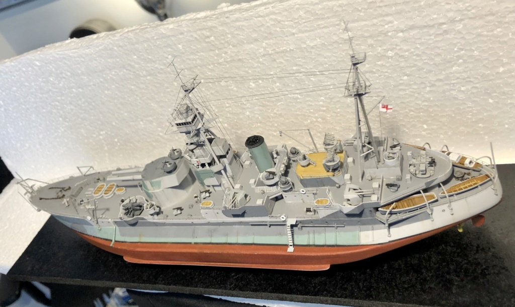HMS Abercrombie Monitor - 1/350 Trumpeter - Eric78 - Page 3 5d8fca10