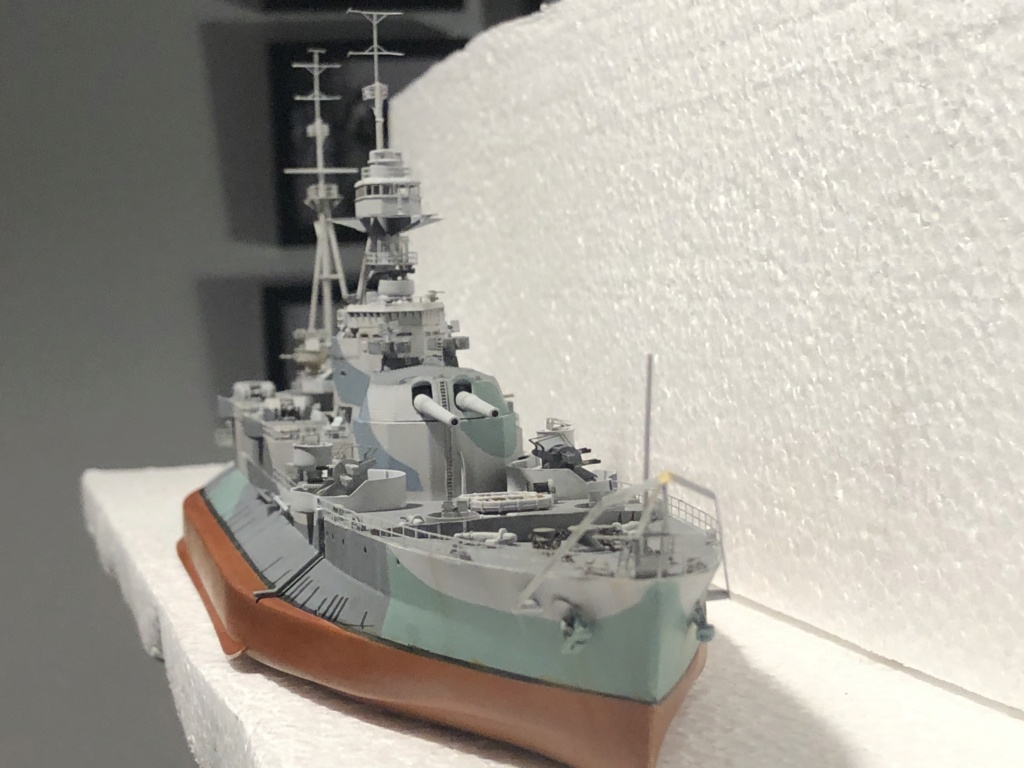 HMS Abercrombie Monitor - 1/350 Trumpeter - Eric78 - Page 2 5e248b10