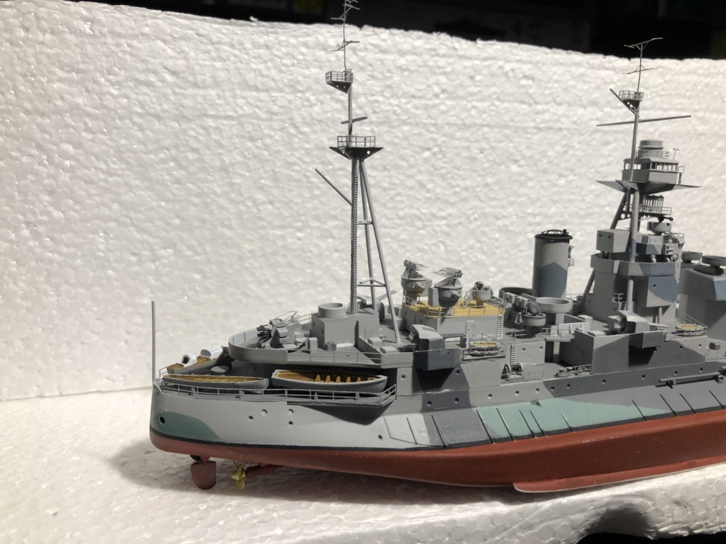 HMS Abercrombie Monitor - 1/350 Trumpeter - Eric78 - Page 2 5e7d7510