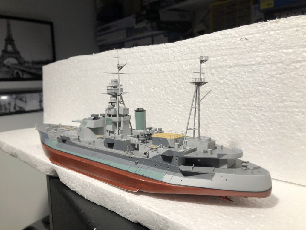 HMS Abercrombie Monitor - 1/350 Trumpeter - Eric78 - Page 2 5fc1af10