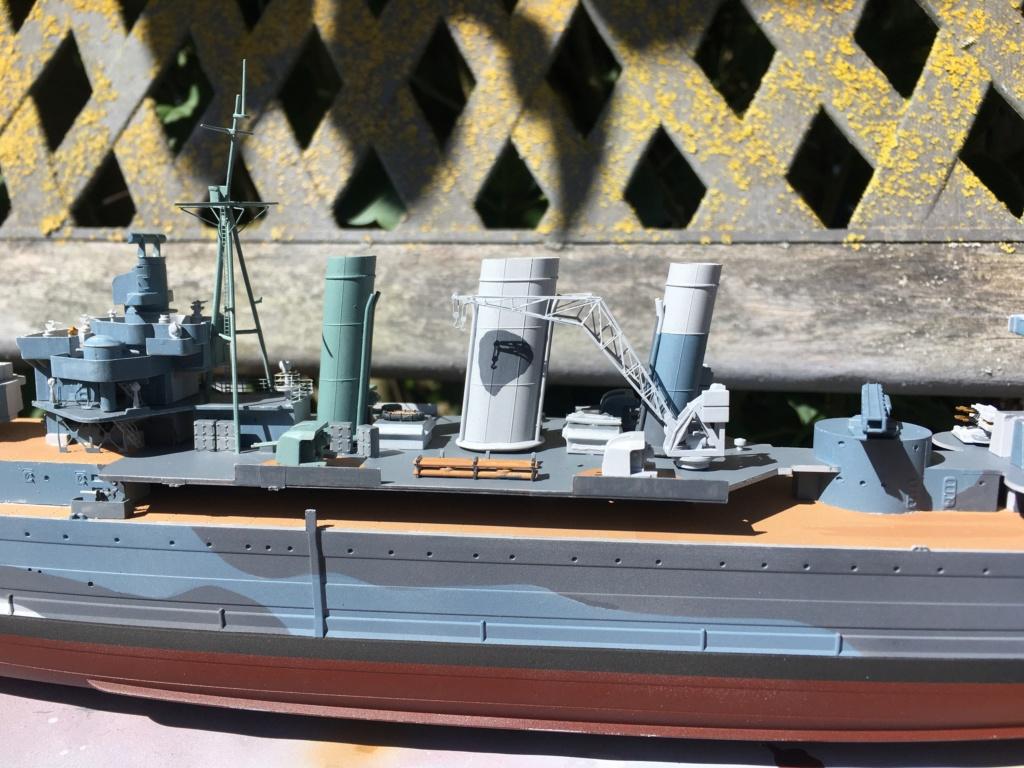 Croiseur lourd HMS Kent - 1/350 - Trumpeter - Eric78 - Page 2 60e83d10