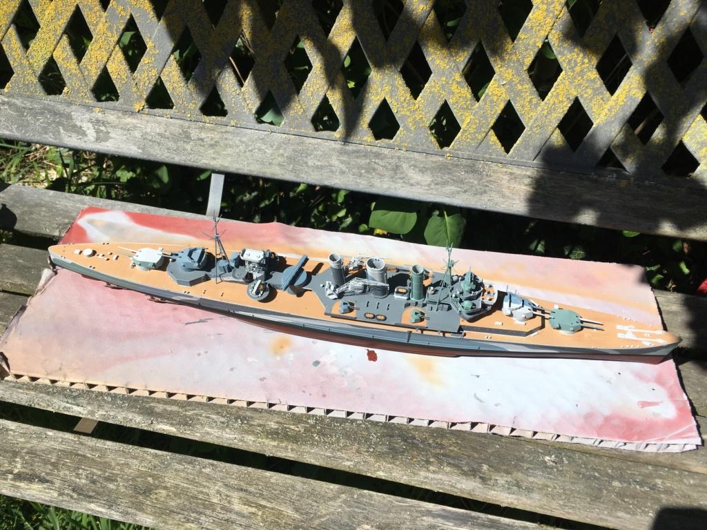 Croiseur lourd HMS Kent - 1/350 - Trumpeter - Eric78 - Page 2 64be0b10