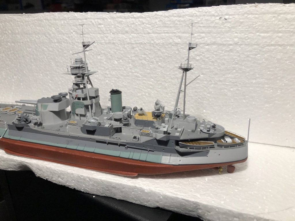 HMS Abercrombie Monitor - 1/350 Trumpeter - Eric78 - Page 2 6740e110
