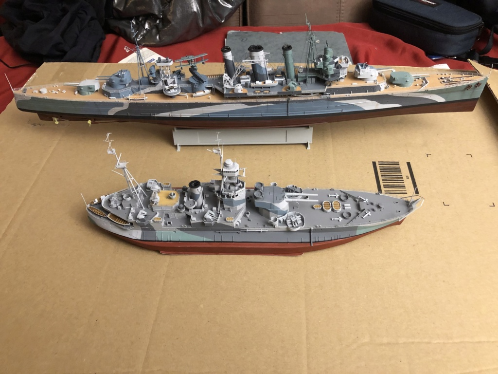 HMS Abercrombie Monitor - 1/350 Trumpeter - Eric78 - Page 2 680a3910