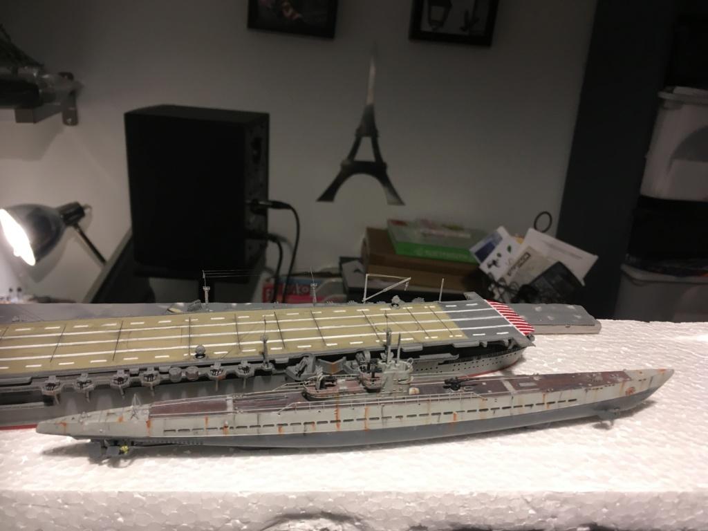 U-Boat Type IX - Hobbyboss 1/350 6ab1cb10