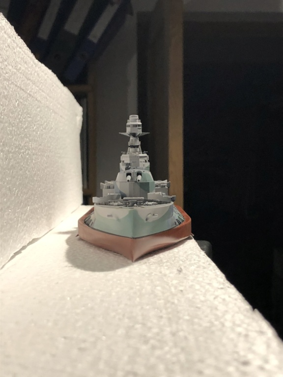 HMS Abercrombie Monitor - 1/350 Trumpeter - Eric78 - Page 2 6bdb0110