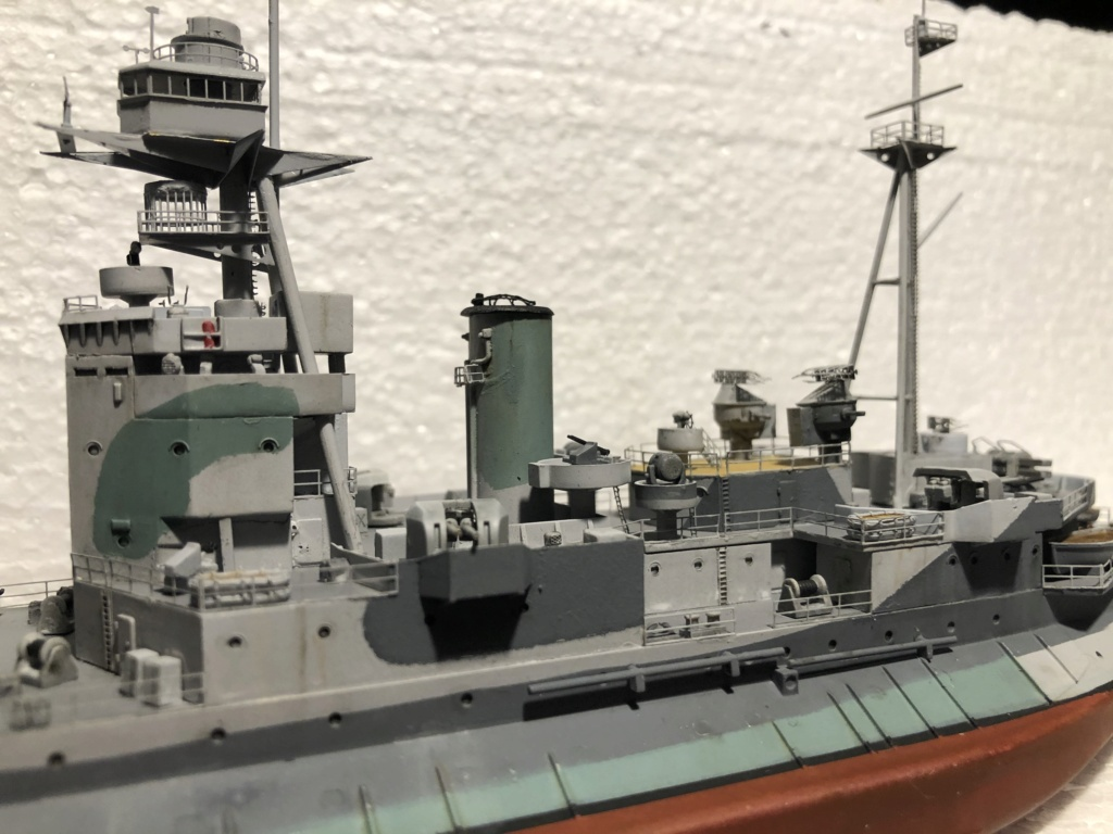 HMS Abercrombie Monitor - 1/350 Trumpeter - Eric78 - Page 2 6e551910