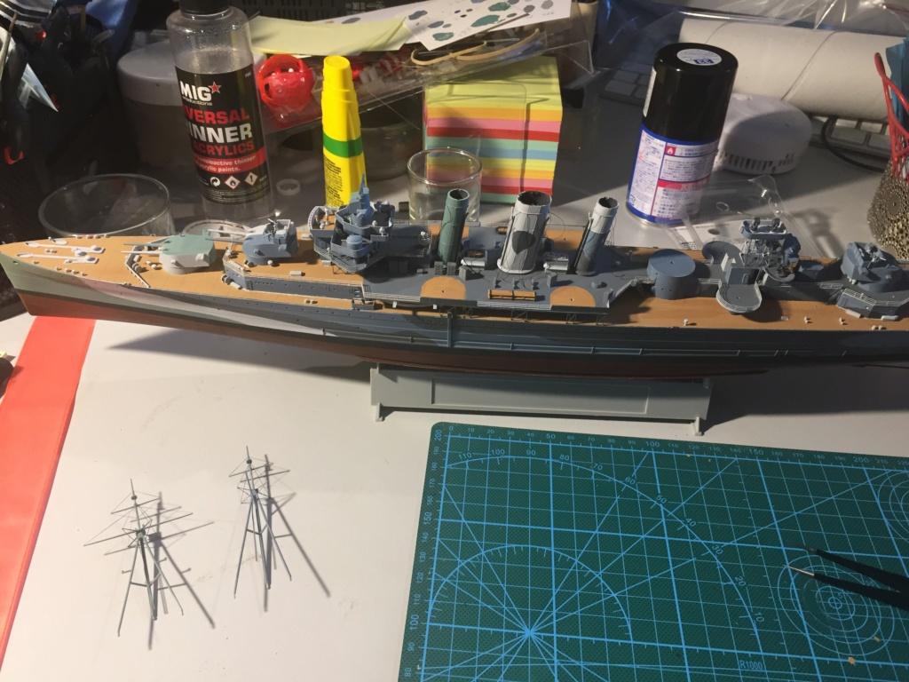 Croiseur lourd HMS Kent - 1/350 - Trumpeter - Eric78 - Page 3 7016b410