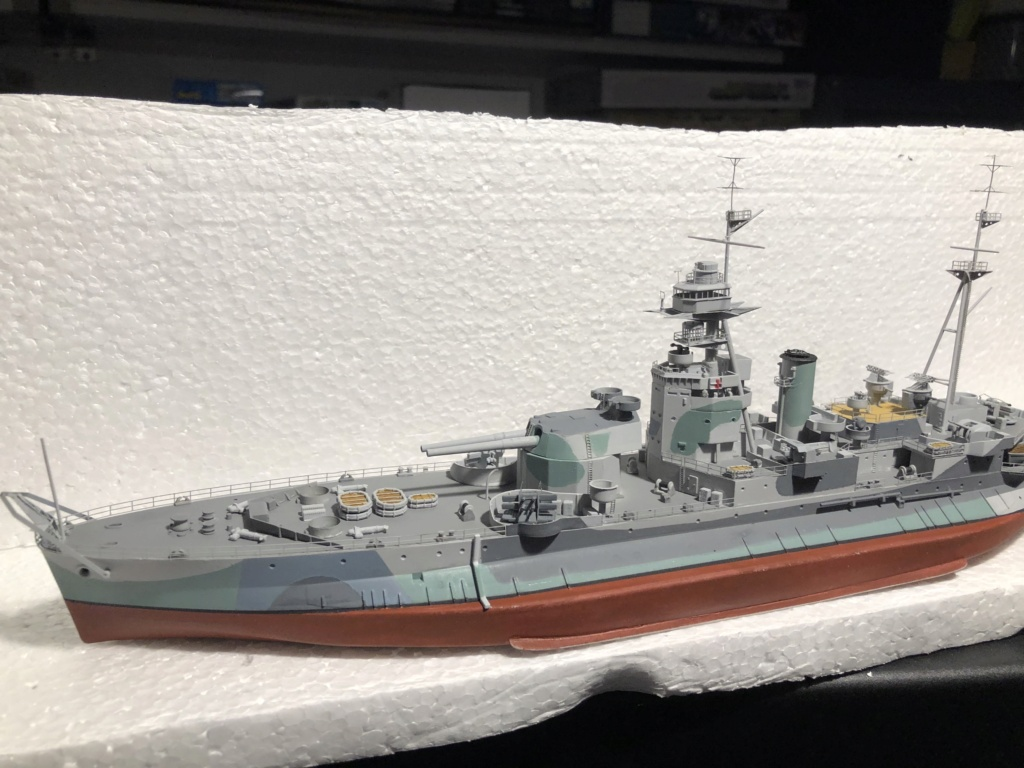 HMS Abercrombie Monitor - 1/350 Trumpeter - Eric78 - Page 2 72031310