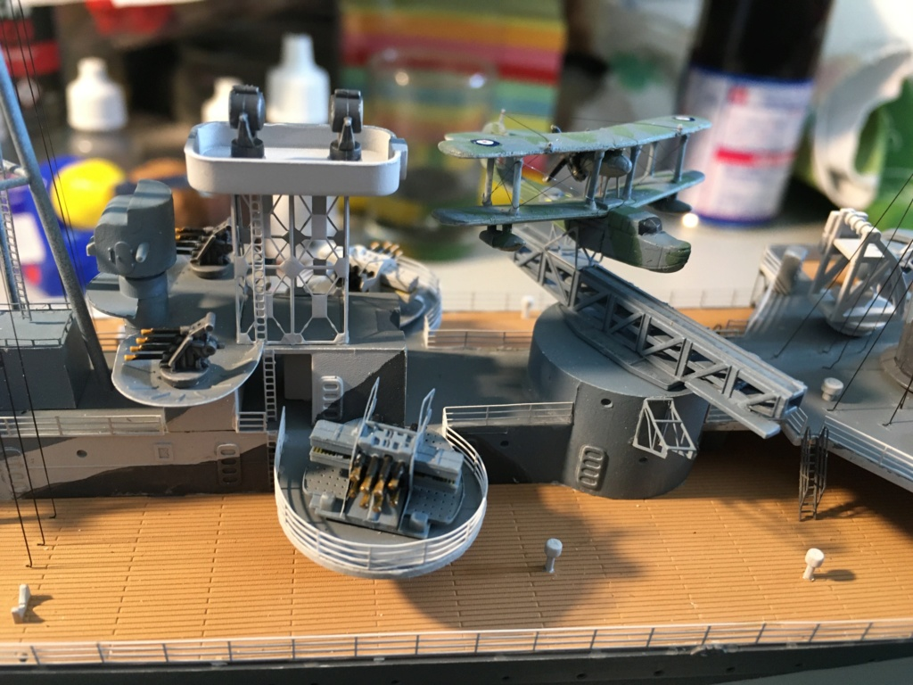 Croiseur lourd HMS Kent - 1/350 - Trumpeter - Eric78 - Page 3 725a6010