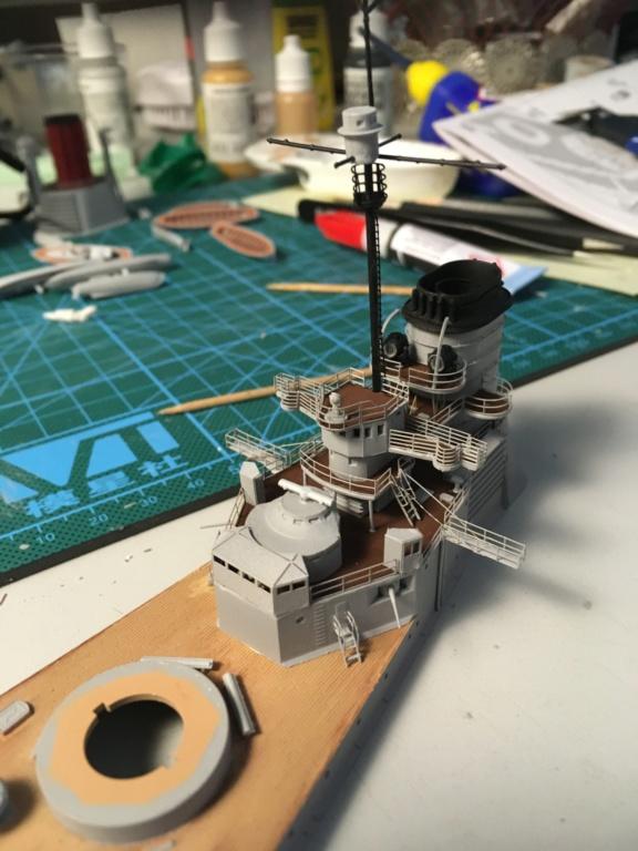 Croiseur de bataille SMS Seydlitz 1/350 Hobby Boss  - Page 2 735a1c10