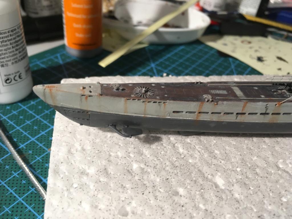 U-Boat Type IX - Hobbyboss 1/350 77fb0410