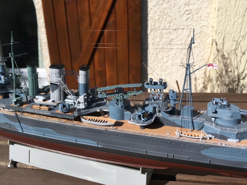 Croiseur lourd HMS Kent - 1/350 - Trumpeter - Eric78 - Page 3 787d2b10