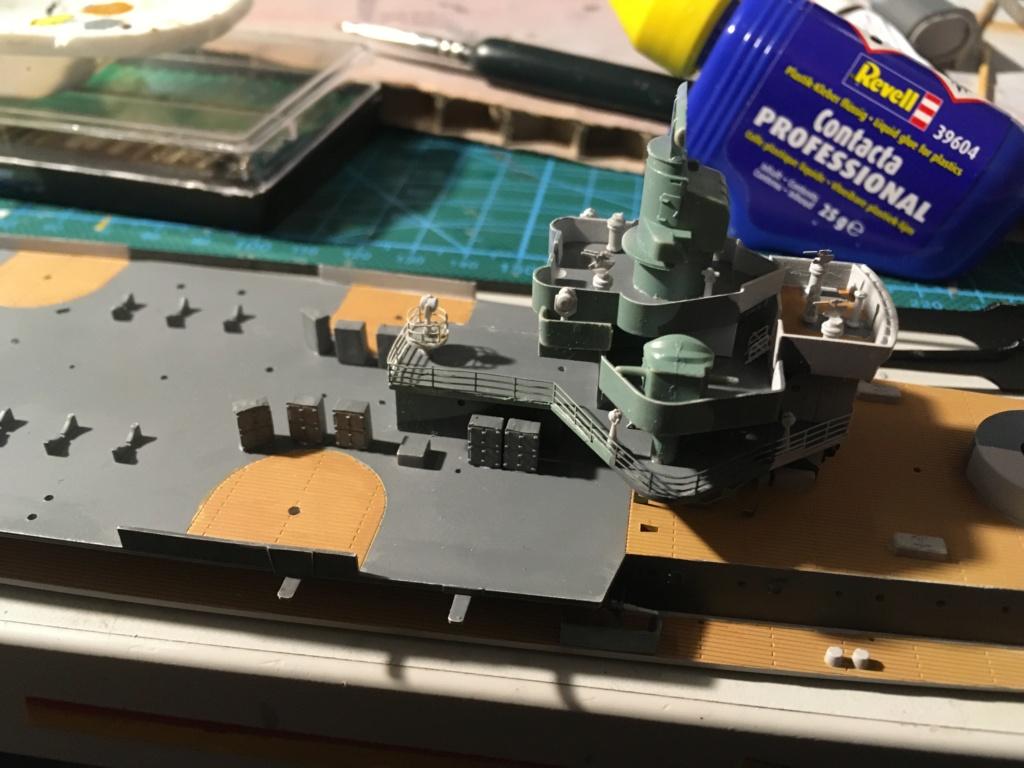 Croiseur lourd HMS Kent - 1/350 - Trumpeter - Eric78 - Page 2 79f27310