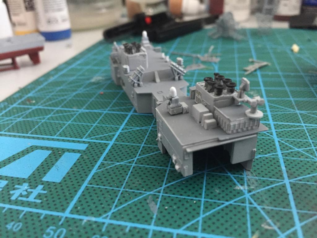 Destroyer USS Spruance DD963 - 1/700 Dragon  7a3c3010