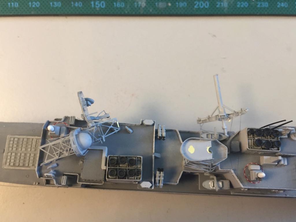 Destroyer USS Spruance DD963 - 1/700 Dragon  7b524710