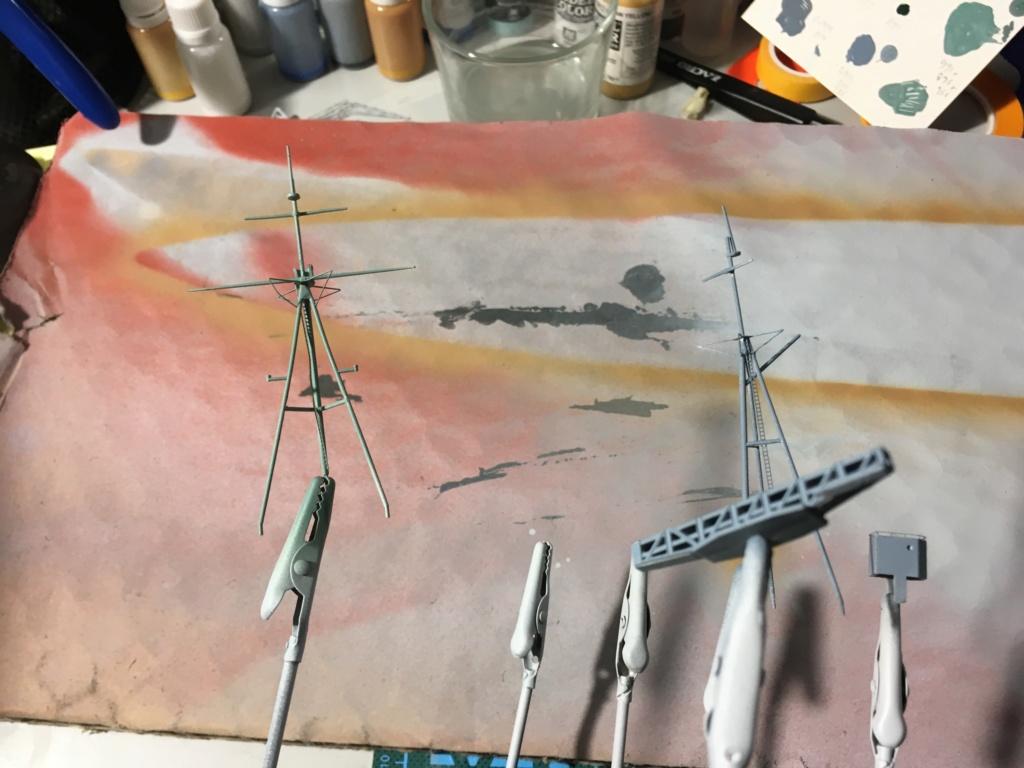 Croiseur lourd HMS Kent - 1/350 - Trumpeter - Eric78 - Page 2 7c09c610